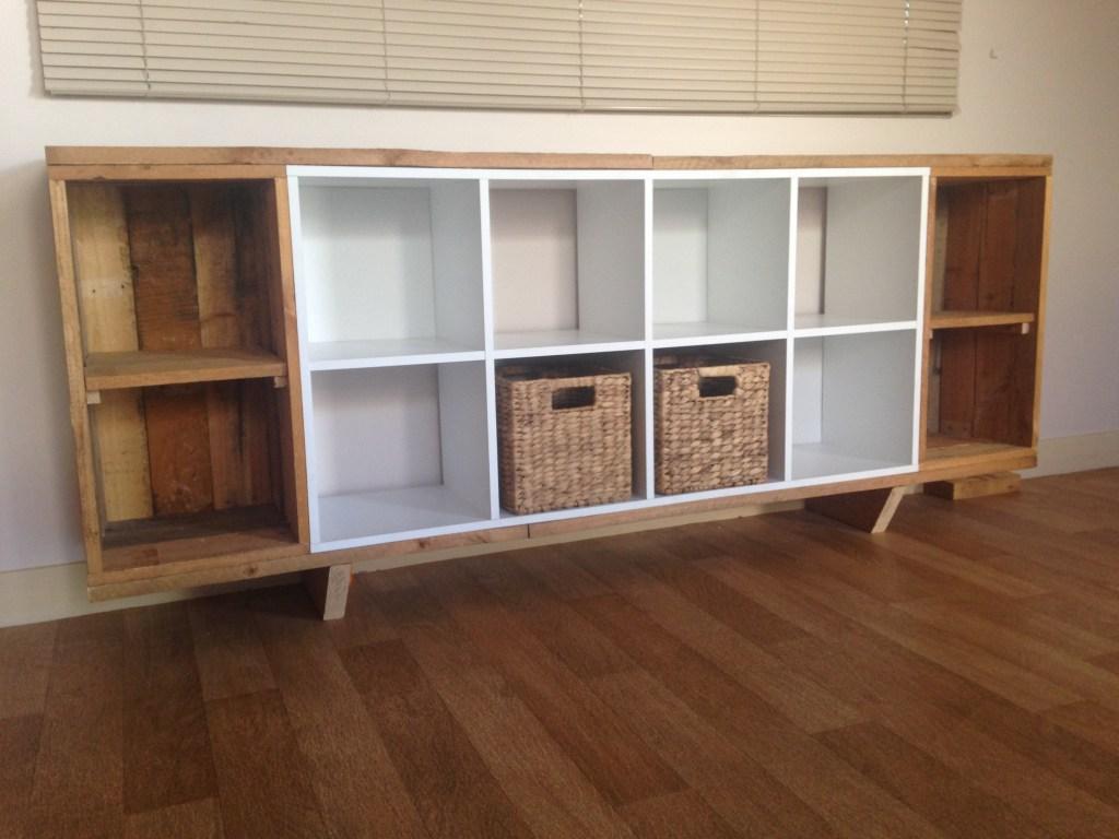DIY Pallet wood Furniture