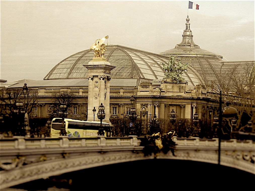 Paris has many beautiful historical buildings.