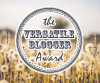 Woody World Packer nominated for the Versatile Blogger Award