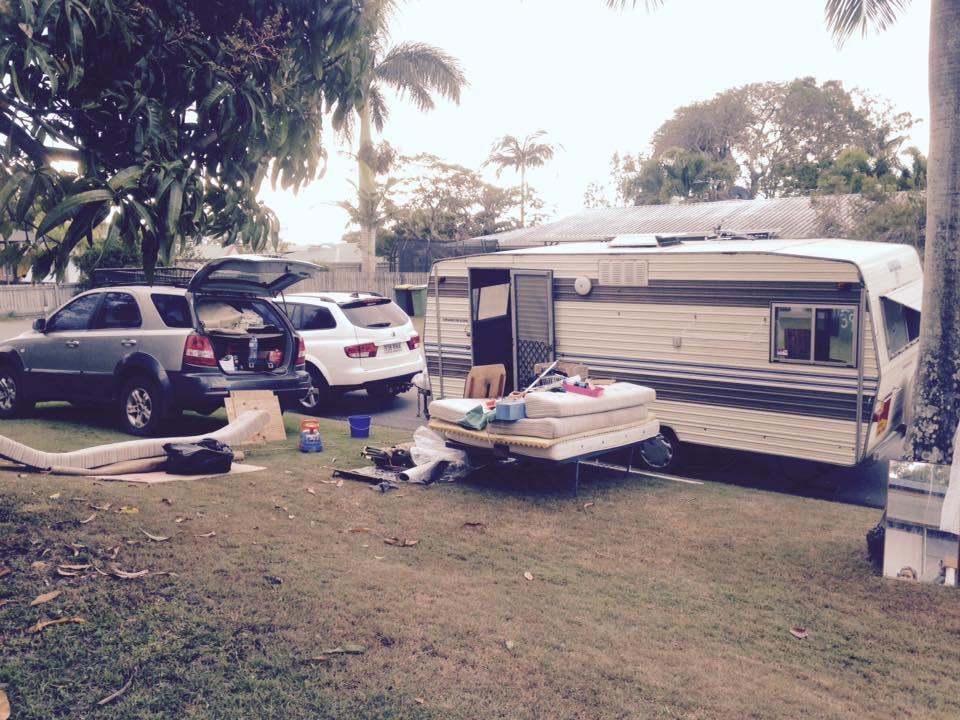 Caravan Renovation DIY