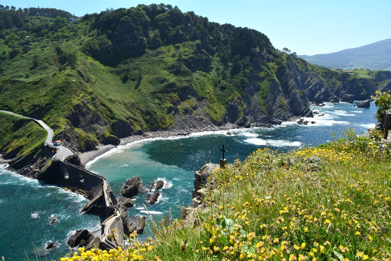 Roadtrip Europe Basque Coast Spain San Juan Gaztelugatxe