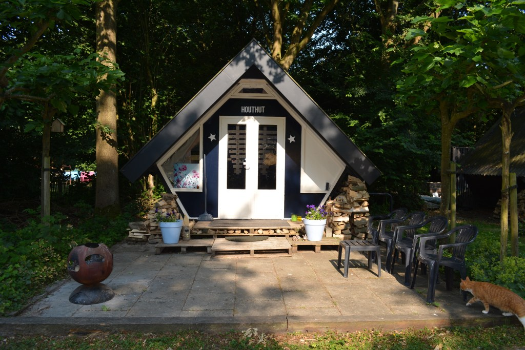 The Netherlands Buytenplaets Suydersee Staying in a treehouse, sewer pipe, greenhouse or gypsy shack