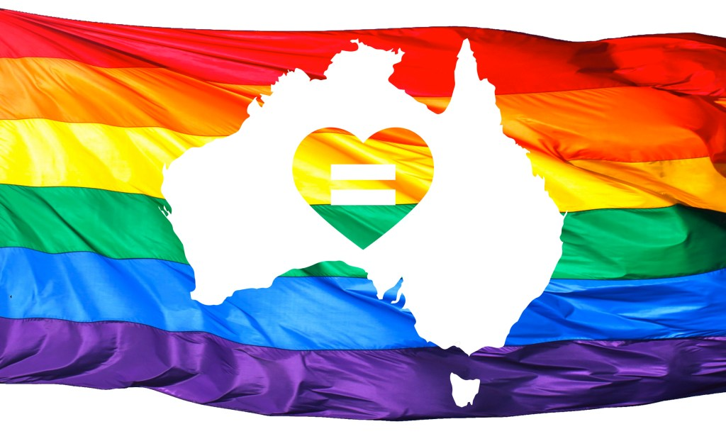Say yes to marriage equality in Australia