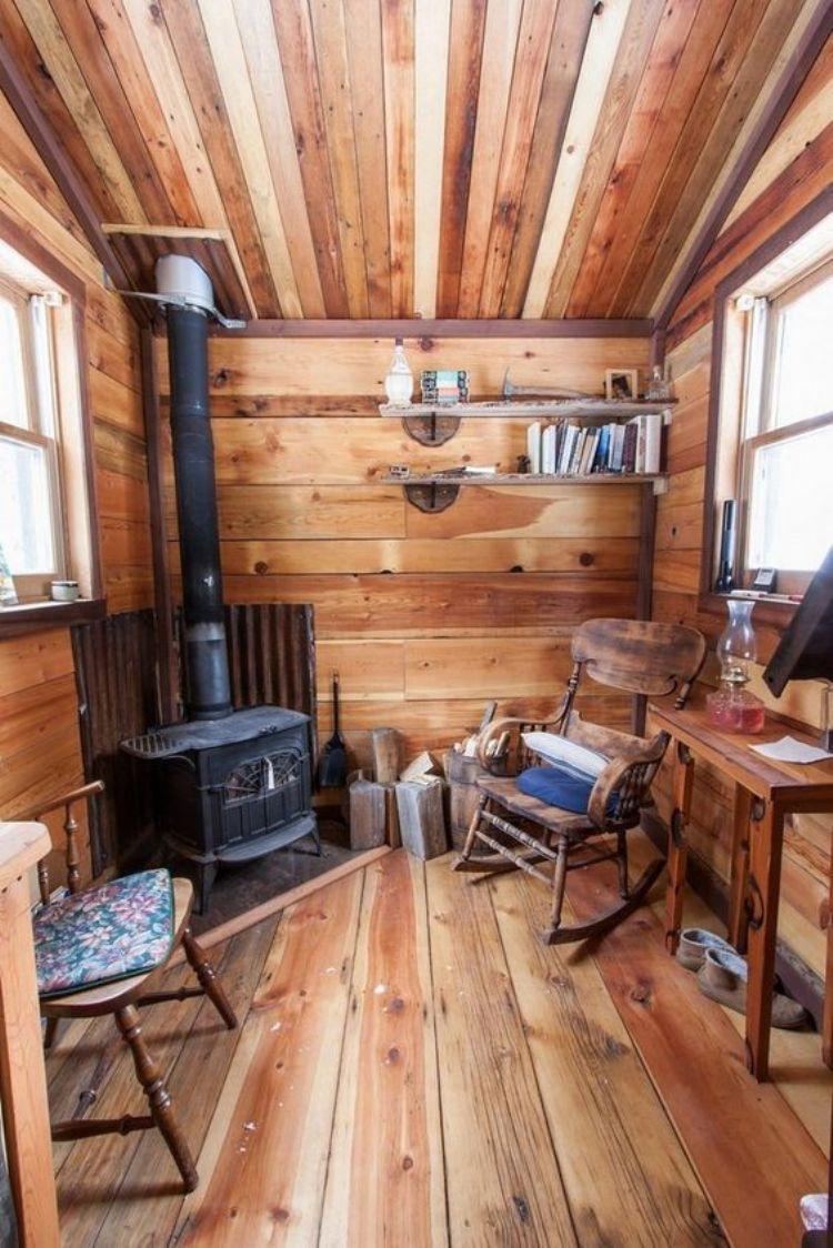 Rustic Interior Decorating