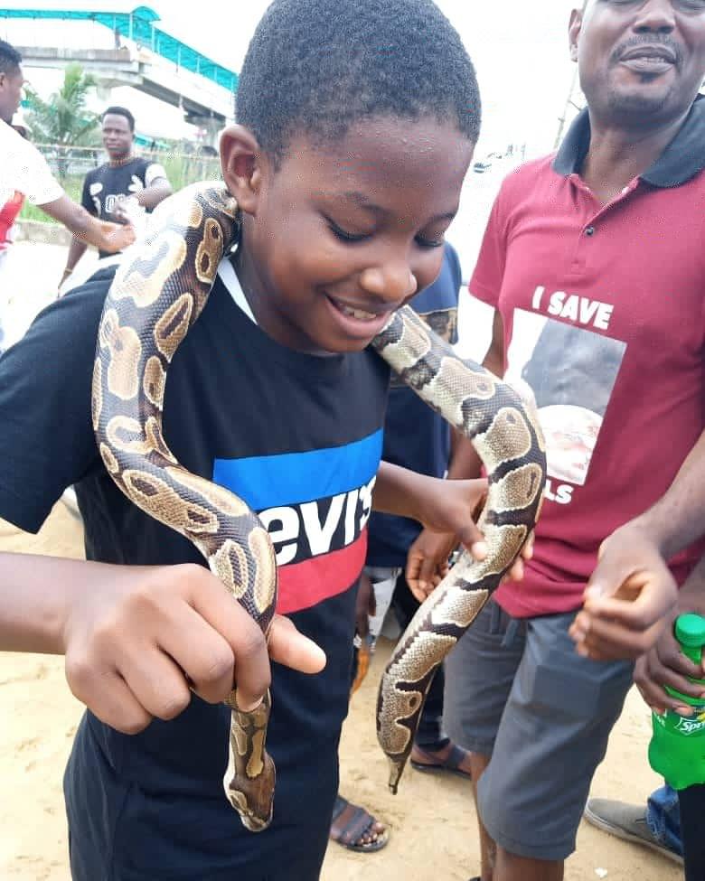 March Against Animal Cruelty in Nigeria