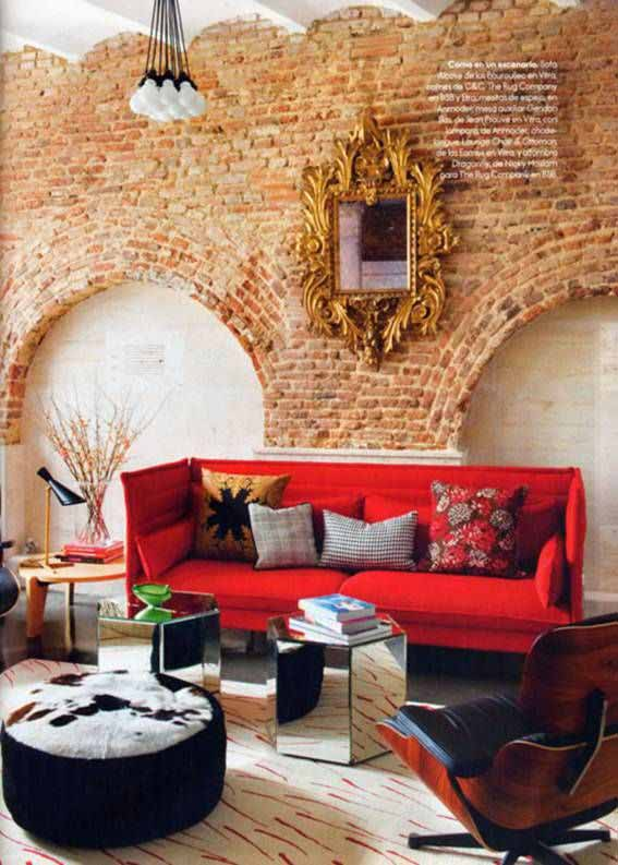 35 Ideas Give Your Home A Rustic Or Industrial Touch