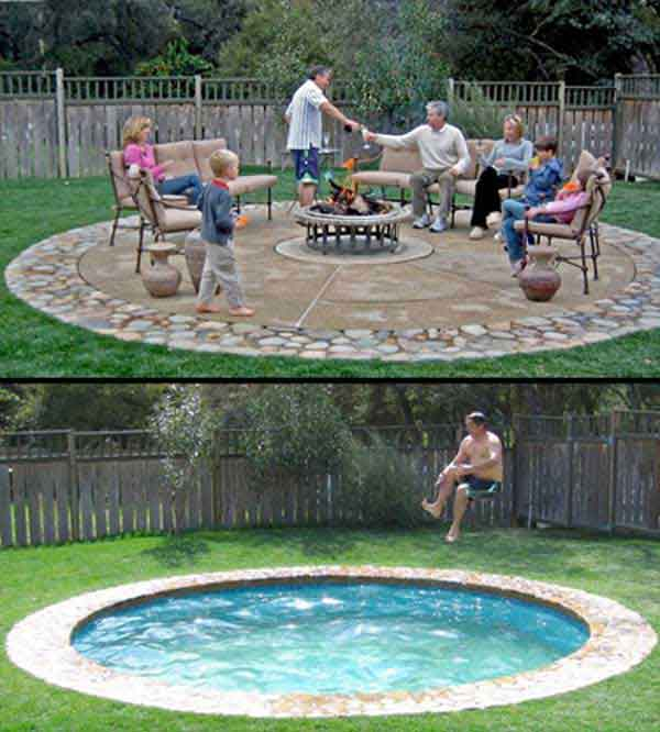 35 Creative DIY Ways Of How To Make Backyard More Funny ... on Diy Backyard Remodel  id=78359