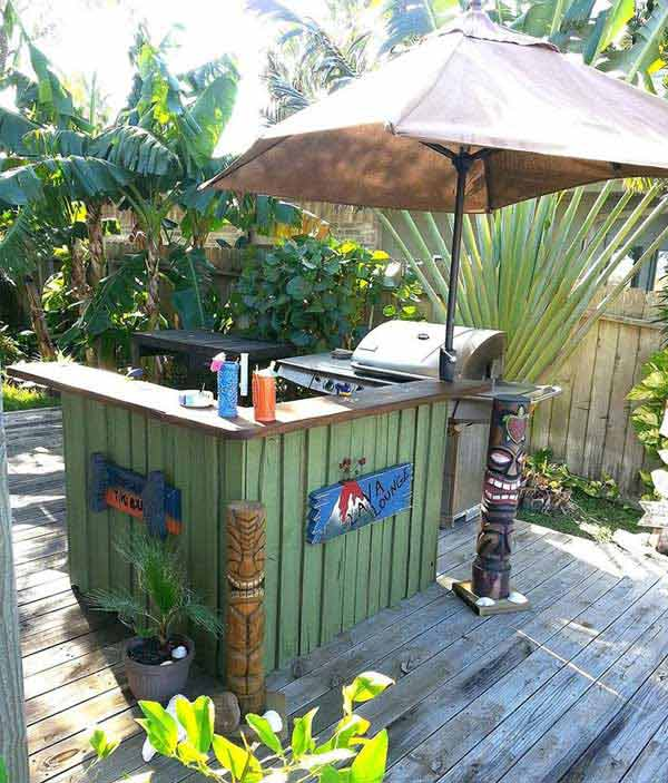 35 Creative DIY Ways Of How To Make Backyard More Funny ... on Diy Backyard Remodel id=46459