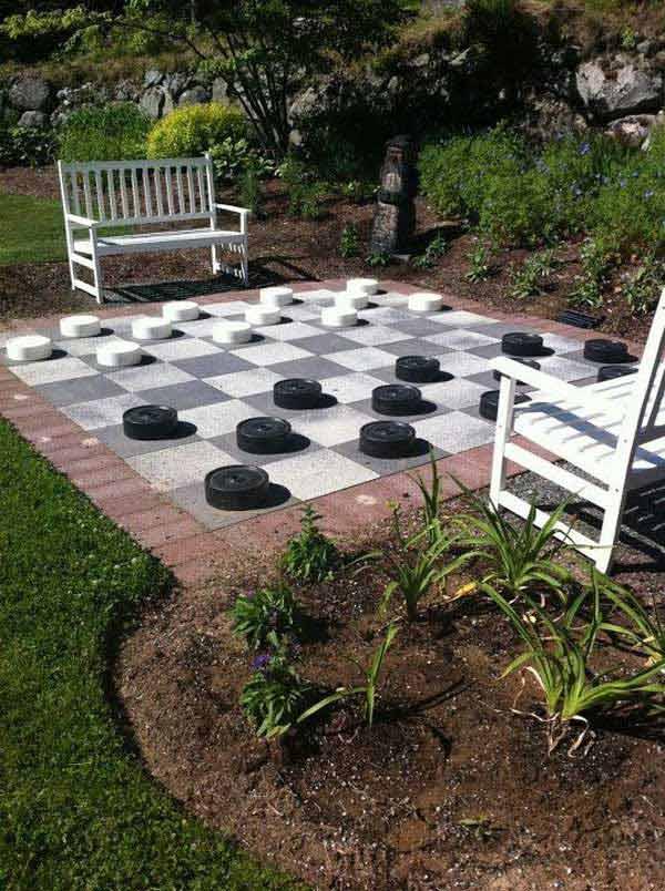 35 Creative DIY Ways Of How To Make Backyard More Funny ... on Diy Backyard Remodel id=85443