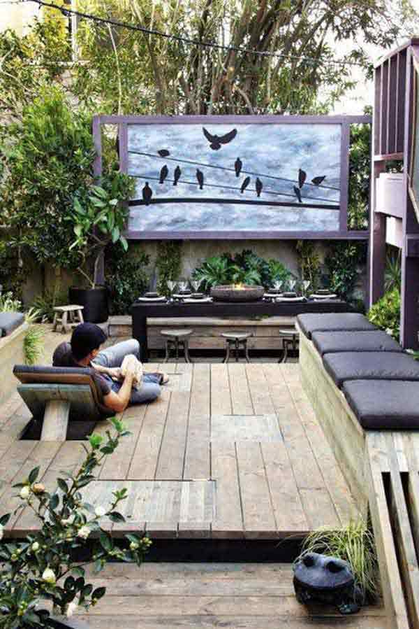 35 Creative DIY Ways Of How To Make Backyard More Funny ... on Diy Backyard Remodel  id=89364