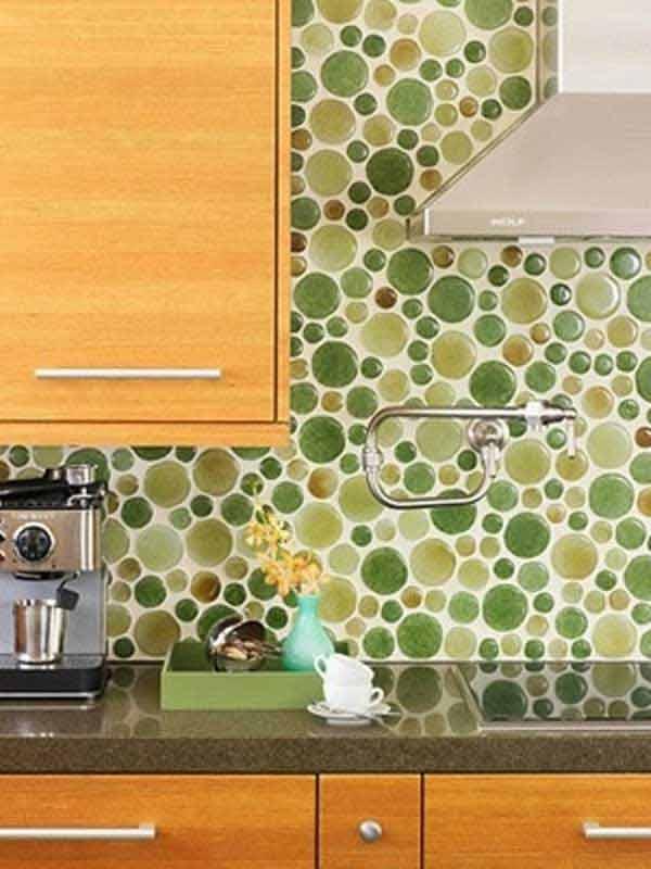 Top 30 Creative and Unique Kitchen Backsplash Ideas ... on Modern:ywbgei4Kh3S= Kitchen Ideas  id=82095