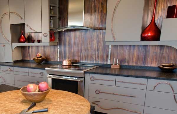 Top 30 Creative and Unique Kitchen Backsplash Ideas ... on Remodel:ll6Wzx8Nqba= Small Kitchen Ideas  id=61243