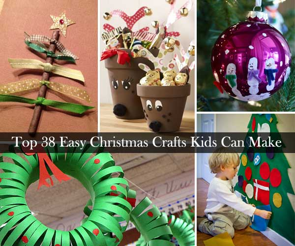 Christmas Is Such A Great Time Of Year To Have Go At Crafts With Your Kids After Searching For Craft Ideas From Crafters And Bloggers Around The Web