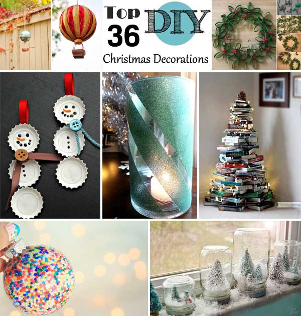 Decorate Brick Wall Do It Yourself Christmas Decorations Diy