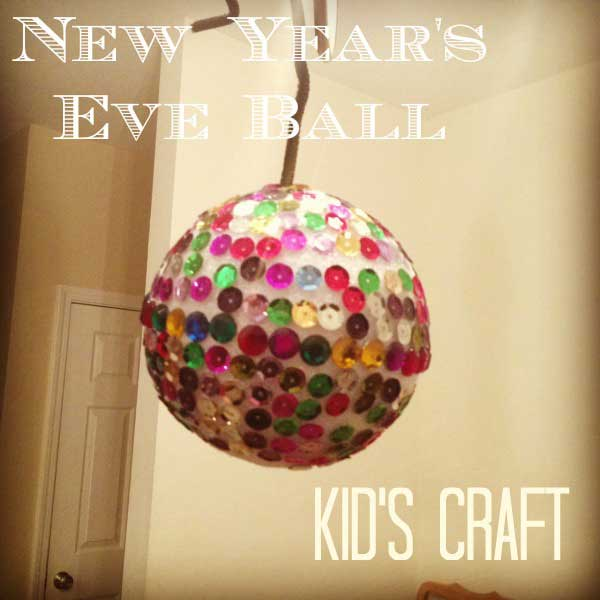 Top 32 Sparkling DIY Decoration Ideas For New Years Eve Party     diy new year eve decorations 8