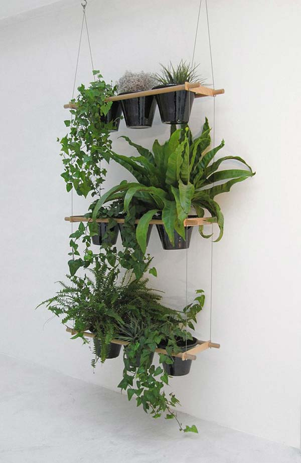 Also, the great thing about plants is that you can spend as … 26 Mini Indoor Garden Ideas to Green Your Home - Amazing