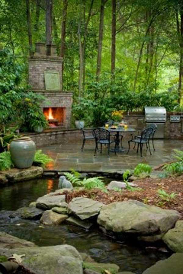 35 Impressive Backyard Ponds and Water Gardens - Amazing ... on Pond Ideas Backyard id=74773