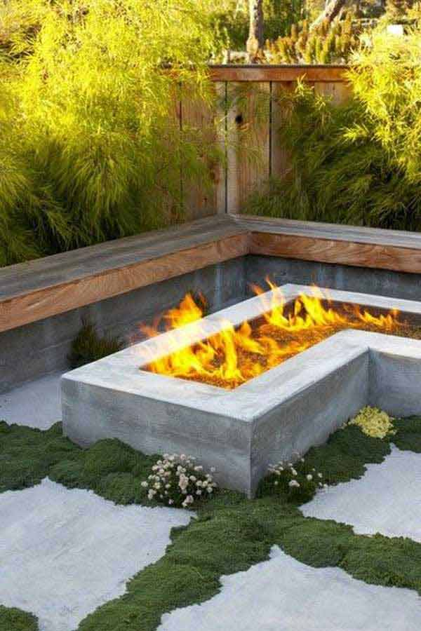 38 Easy and Fun DIY Fire Pit Ideas on Fire Pit Design  id=30072