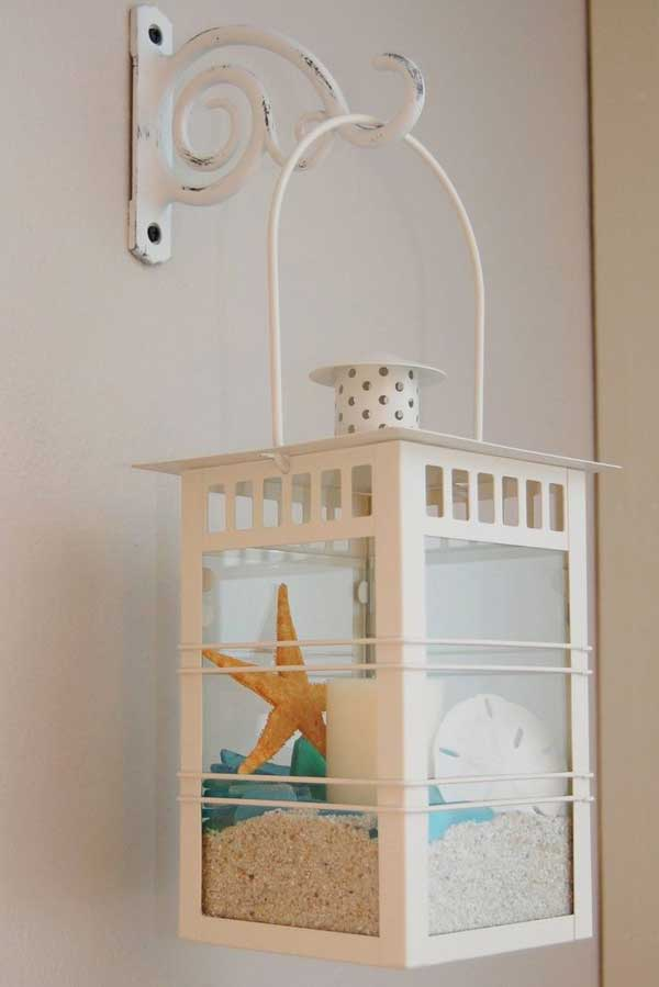 Decoration Ideas Of Maritime Style Diy Yourself Making Mirror Ss