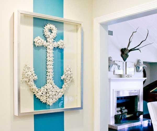 36 Breezy Beach Inspired Diy Home Decorating Ideas