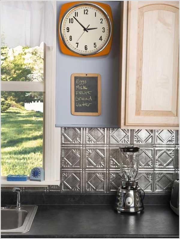 low cost diy kitchen backsplash ideas