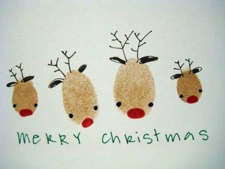 Resultado de imagen de christmas cards diy