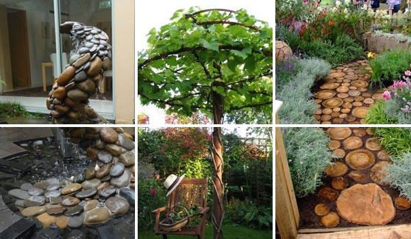 Top 32 DIY Fun Landscaping Ideas For Your Dream Backyard ... on Diy Back Garden Ideas  id=94682