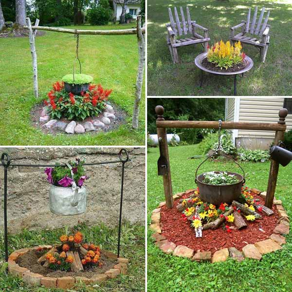 Top 32 DIY Fun Landscaping Ideas For Your Dream Backyard ... on Diy Backyard Remodel  id=80663