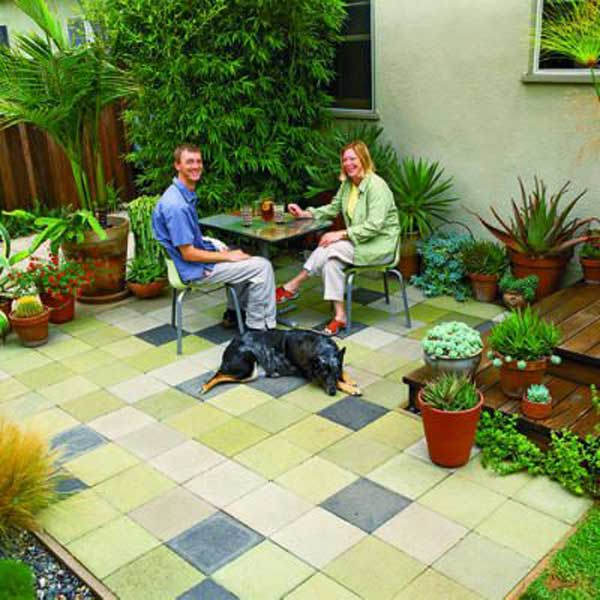 31 Insanely Cool Ideas to Upgrade Your Patio This Summer ... on Cool Backyard Patio Ideas id=32805