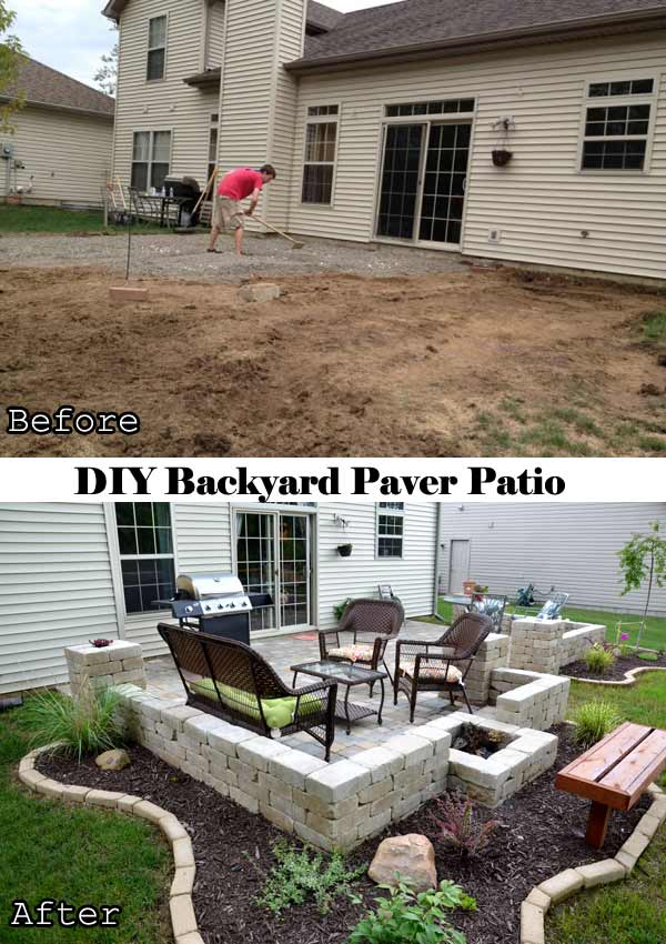 31 Insanely Cool Ideas to Upgrade Your Patio This Summer ... on Cool Backyard Patio Ideas id=58368