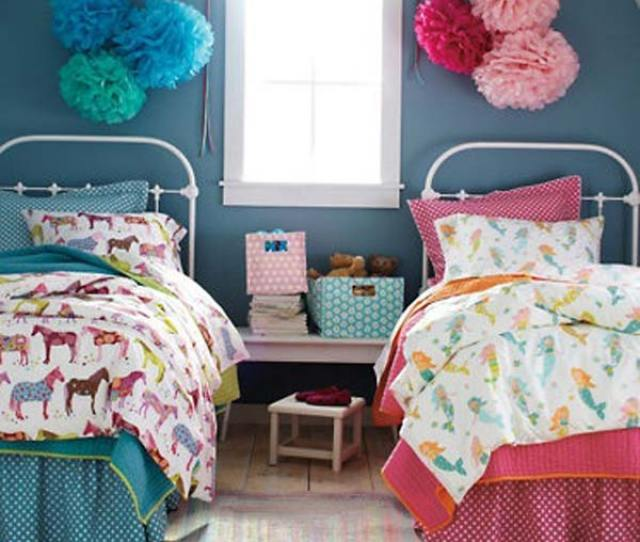 Shared Bedroom Boy Girl Woohome