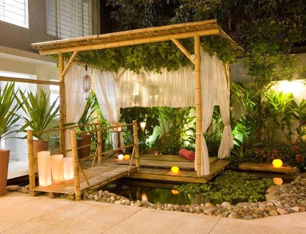 24 Inspiring DIY Backyard Pergola Ideas To Enhance The ... on Backyard Design Ideas Diy id=21233