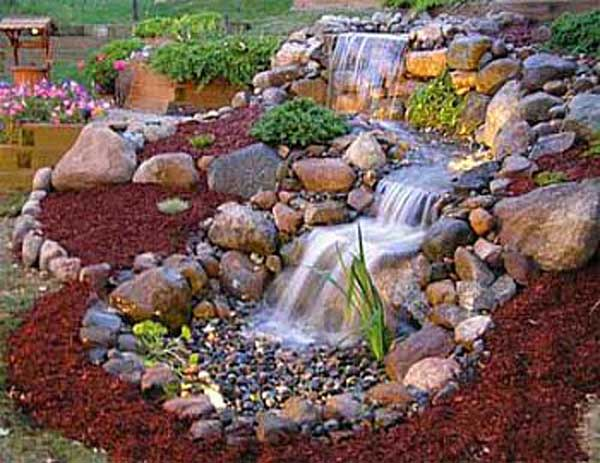 Amazing! 26 DIY Water Features Will Bring Tranquility and ... on Water Feature Ideas For Patio id=89866