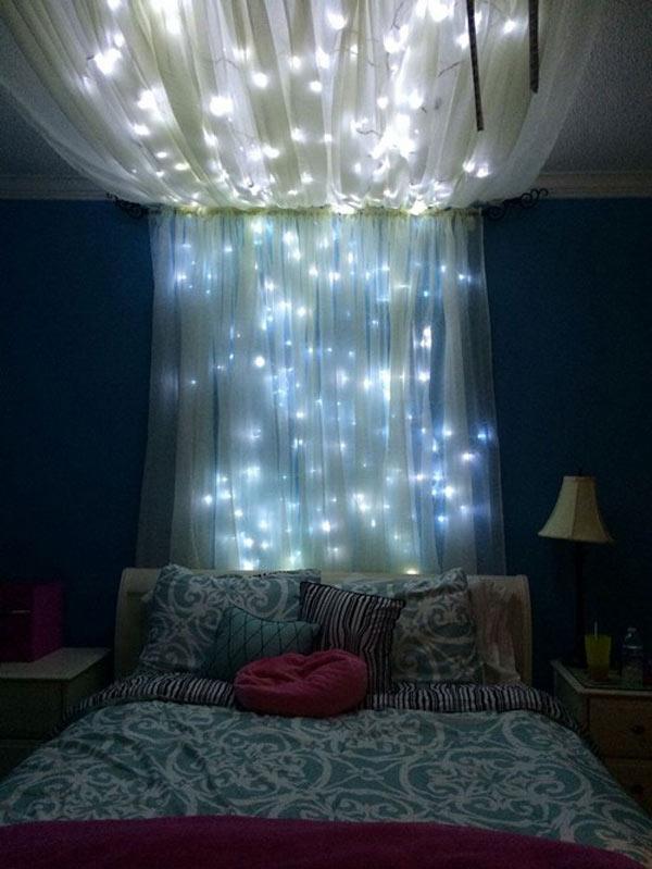 20 Magical DIY Bed Canopy Ideas Will Make You Sleep ... on Cheap:l2Opoiauzas= Bedroom Ideas  id=31250