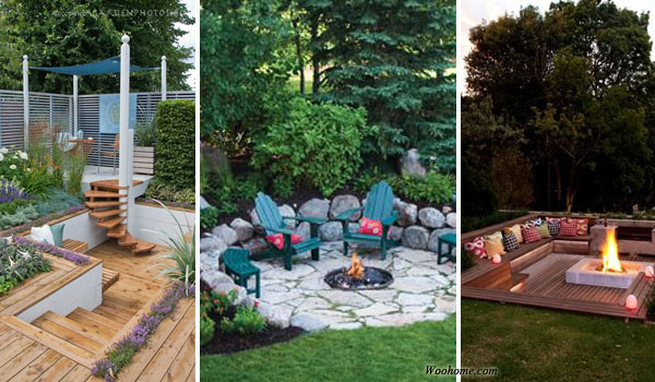 23 Impressive Sunken Design Ideas For Your Garden And Yard Amazing Diy Interior Home Design
