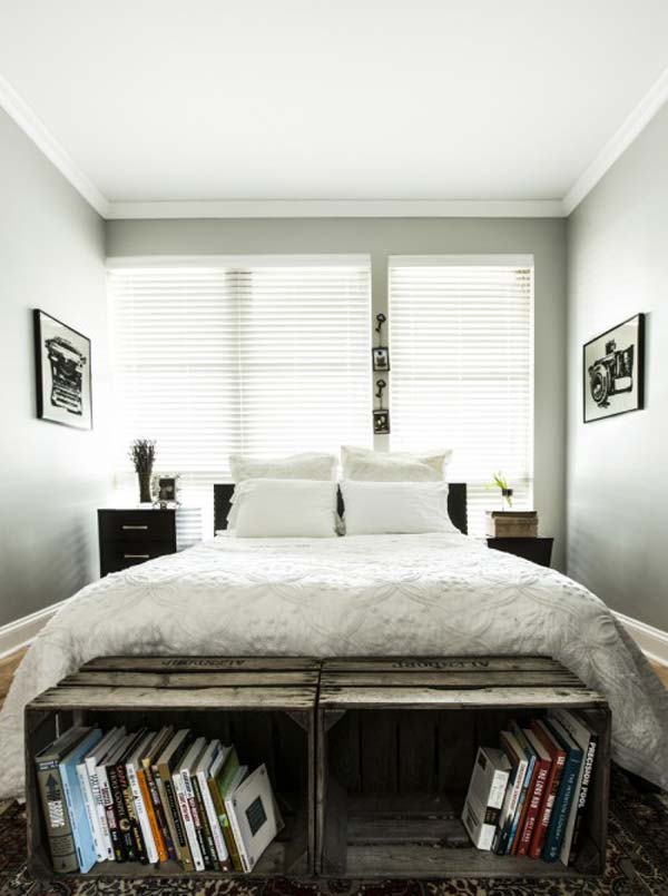 Top 32 Amazing Ideas For The Foot Of Your Bed - Amazing ... on Cheap:l2Opoiauzas= Bedroom Ideas  id=51684