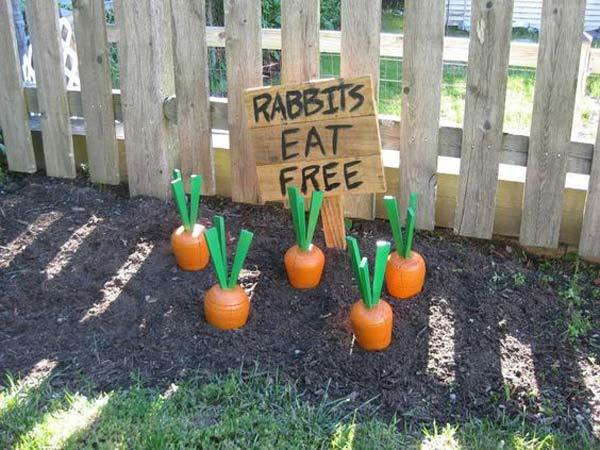 29 Cool DIY Outdoor Easter Decorating Ideas - Amazing DIY ... on Lawn Decorating Ideas  id=77008