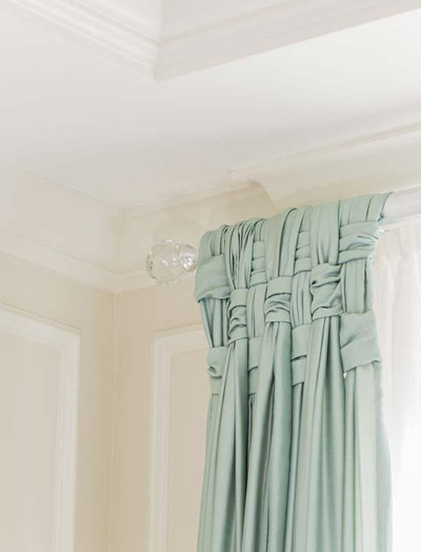 22 cool no sew window curtain ideas