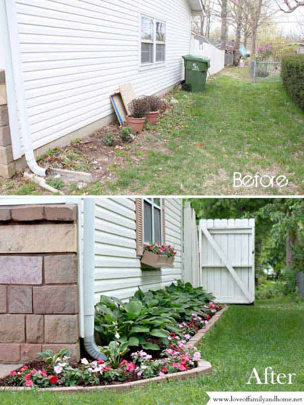 Awesome Ideas To Use Your Narrow Side Yard - Amazing DIY ... on Front Side Yard Ideas id=49019