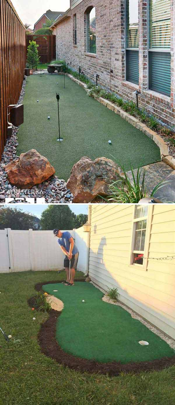 Awesome Ideas To Use Your Narrow Side Yard - Amazing DIY ... on Narrow Backyard Landscaping Ideas  id=57583