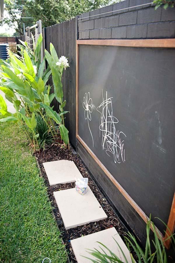 Awesome Ideas To Use Your Narrow Side Yard - Amazing DIY ... on Narrow Yard Ideas  id=56593