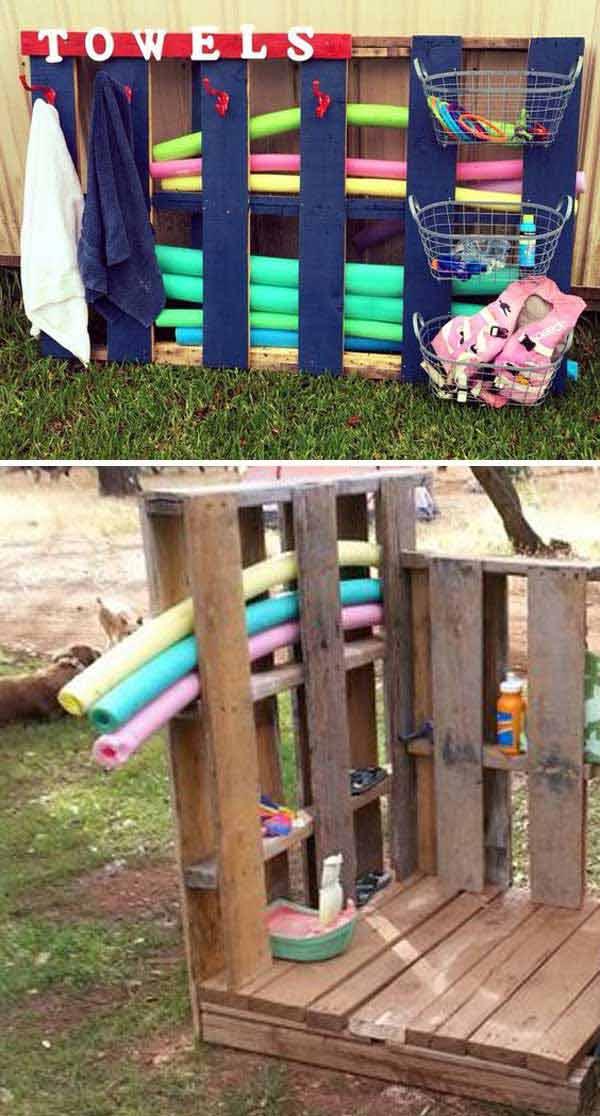 21 No Money Backyard Pallet Diys For Kids Summer Fun