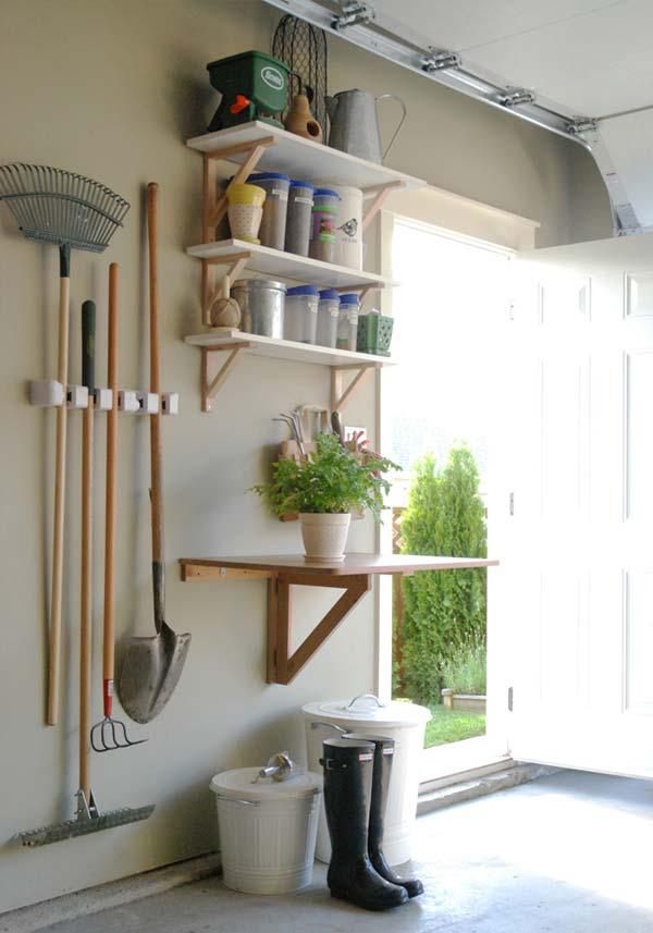 Top 24 Cheap and Easy Garage Organization Ideas - Amazing ... on Garage Decorating Ideas  id=14690