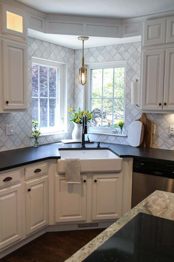 title | Small Corner Kitchen Sink