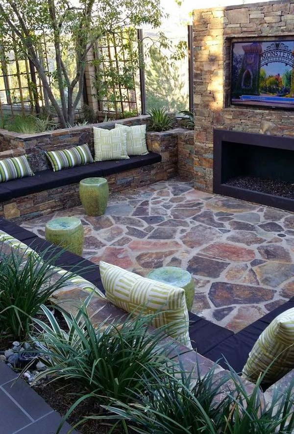 Whether you hope to have one child or six, there's no right or wrong answer when it comes to size. 21 Awesome Sunken Fire Pit Ideas To Steal for Cozy Nights