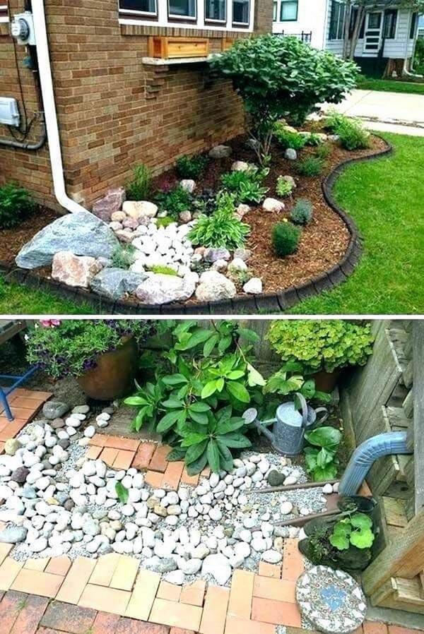 22 Amazing Backyard Landscaping Design Ideas On A Budget ... on Budget Small Backyard Landscaping Ideas  id=36359