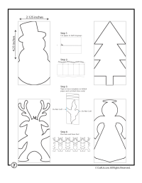 Paper Cut Out Templates Christmas – Merry Christmas And Happy New ...