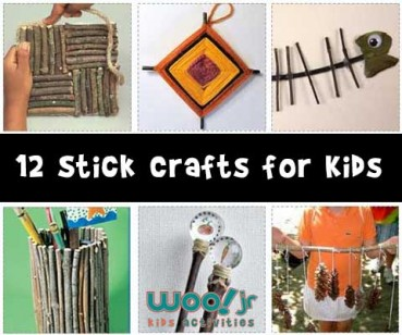 Nature Crafts Archives Woo Jr Kids Activities