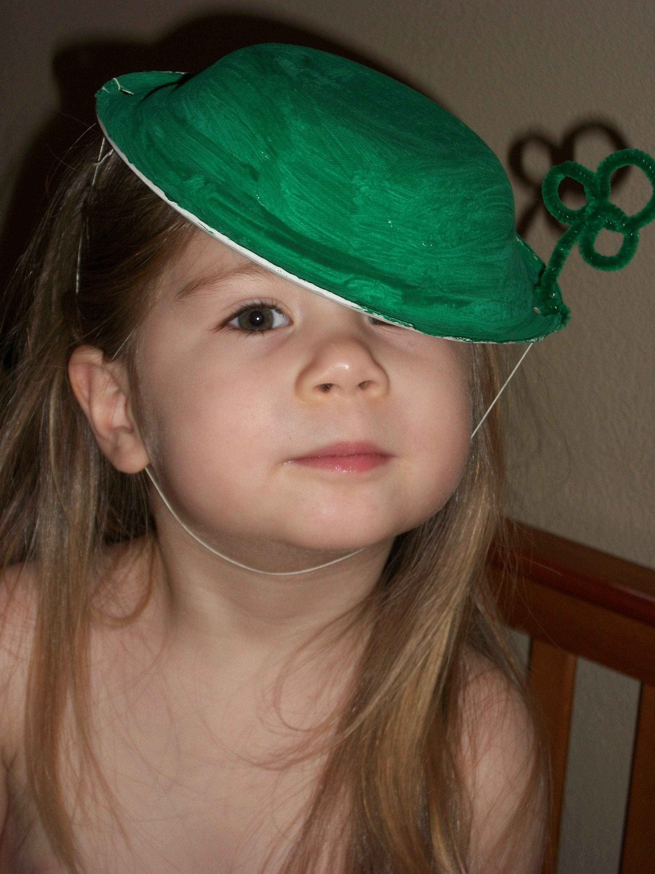 She S All Ready For The St Patrick S Day Parade