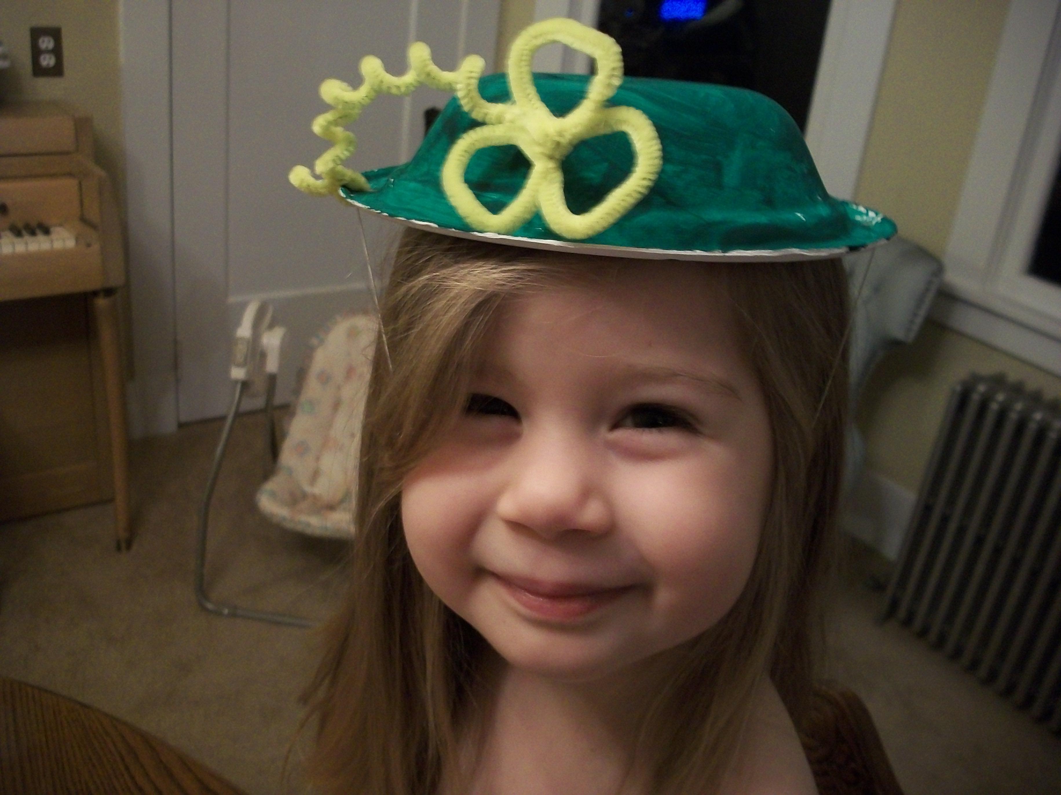 St Patrick S Day Craft Leprechaun Hats